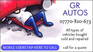 GR Autos - Preston - Mobile Users Tap Here to Call